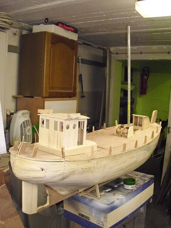 rc modellbau schiffe forum fischerei baubericht krabbenkutter cux. Black Bedroom Furniture Sets. Home Design Ideas