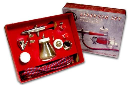 Paasche Type H Airbrush Manual