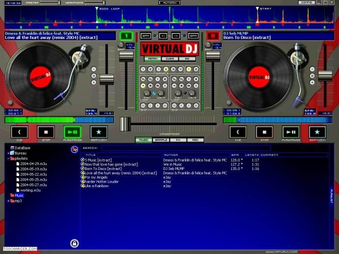 Dj coco table de mixage - Logiciel table de mixage dj gratuit francais ...