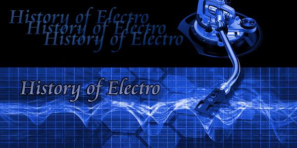 historia de la musica electronica history of electro
