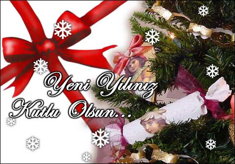 Новогодние поздравления на турецком языке