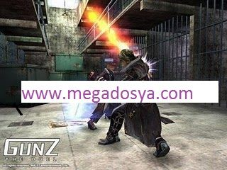 Online Mmo GunZ: The Duel
