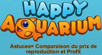 Happy Aquarium Astuces -Comparaison des bénéfices d'un accouplement de poissons