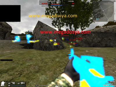 Combat Arms GHB-SYS Public Multihack for all with 2011 Game