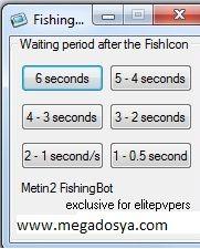 fishing Metin2 Yeni Balık Tutma Botu (Güncellemeden sonra ÇALIŞIYOR)