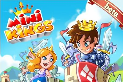 Mini Kings New Mini Kings social Game
