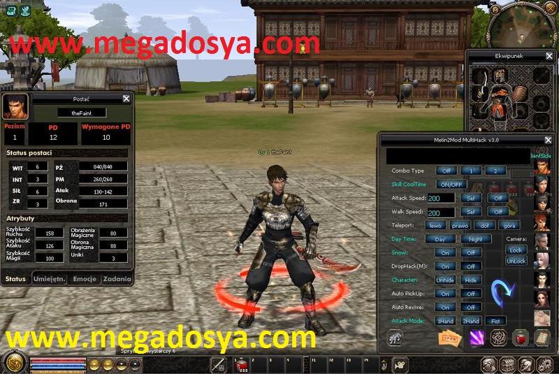 MultiLauncher Metin2 MultiMod Hack indir  15 mart 2011 Metin2 Hilesi