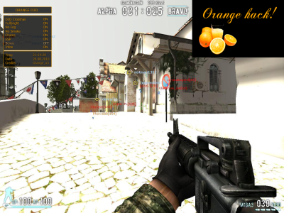 Combat Arms Orange Hacks D3D Cheat Download