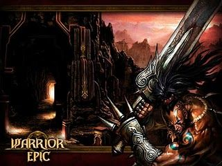 Warrior Epic: Battlegrounds launched