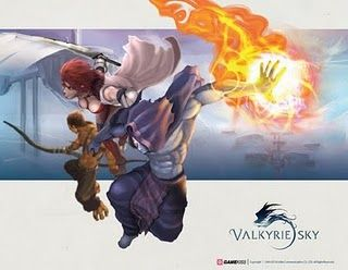 Valkyrie Sky: Open Beta Launched