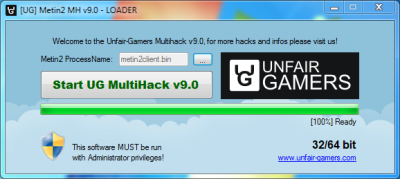 Metin2 Multihack V9.0 New Versiyon Download ( Cekme Hilesi )