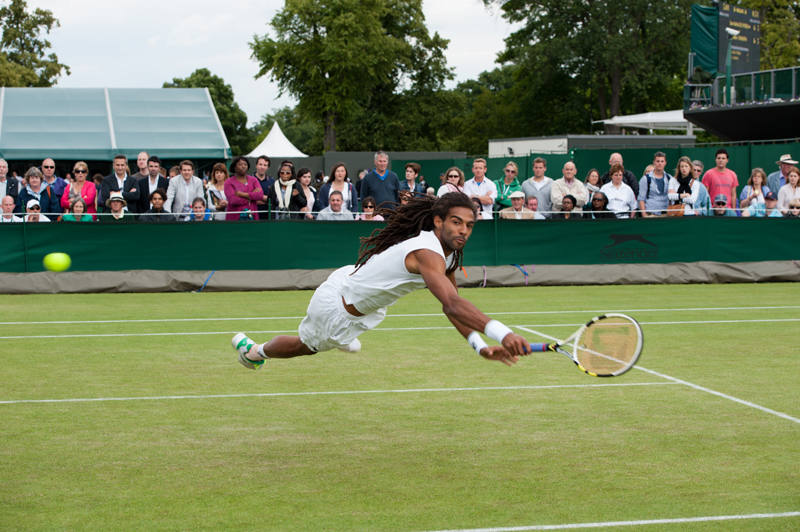 Bild: Wimbledon 2011 (c) Alan Barnes