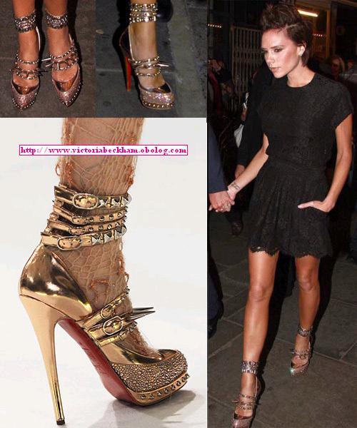 Victoria Louboutin Beckham De Zapatos Crhistian W8nv0nm WHIE9YD2