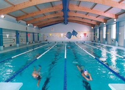 Estilos natacion centros for Piscina olimpica madrid