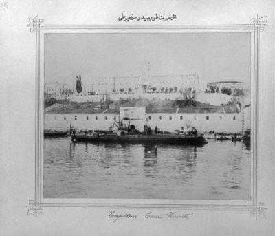 abdulhamit, döneminde, denizaltilar