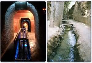 turfan, karız, yeraltı, su, kanalları uygur