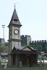 saat kulesi, kayseri, melikgazi