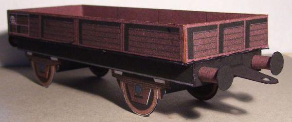 Niederbordwagen von Albrecht Pirling im M1/38 W1-31