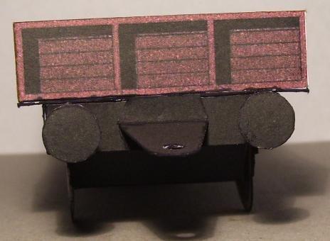 Niederbordwagen von Albrecht Pirling im M1/38 W1-33