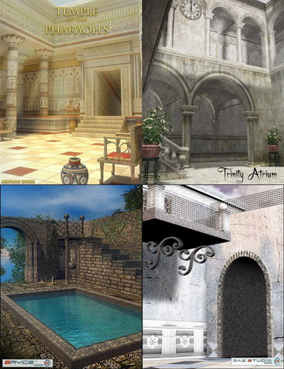 3D Palace