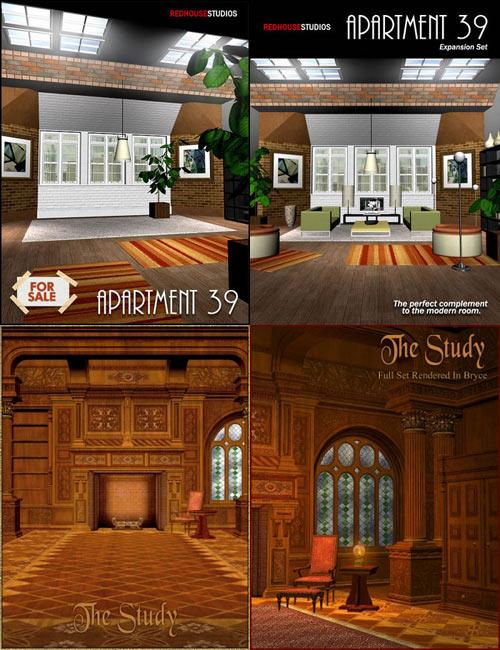 DAZ-Apartament Collection