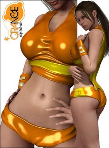 Sport-Sexy Orange