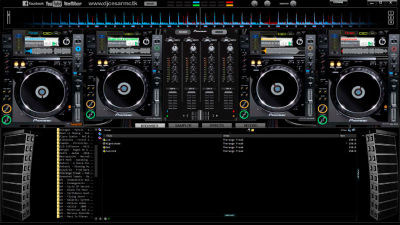 Pioneer Cdj Para Virual