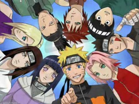 El mejor clan Naruto