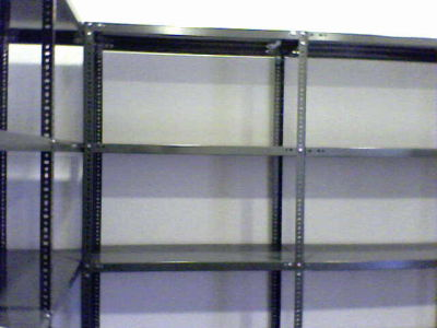 Elmetal industrial estanteria - Estanterias metalicas para trasteros ...