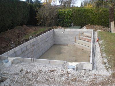 Eric service piscines tel 06 13 51 23 95 for Construire petite piscine