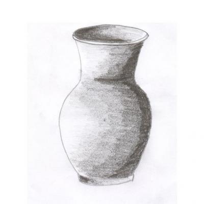 çizim Atölyesi Forumunda Yer Alan Karakalem Vazo Resimleri Konusu