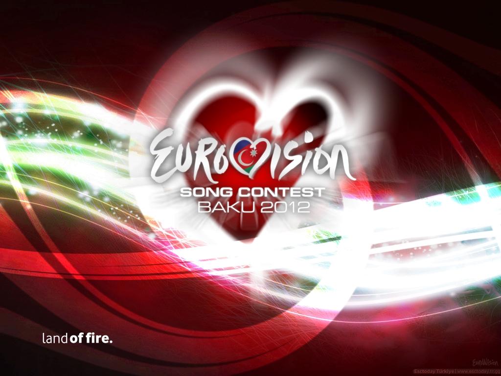 Eurovision 2012 Baku Azerbaijan (2. Çalışmalarım)