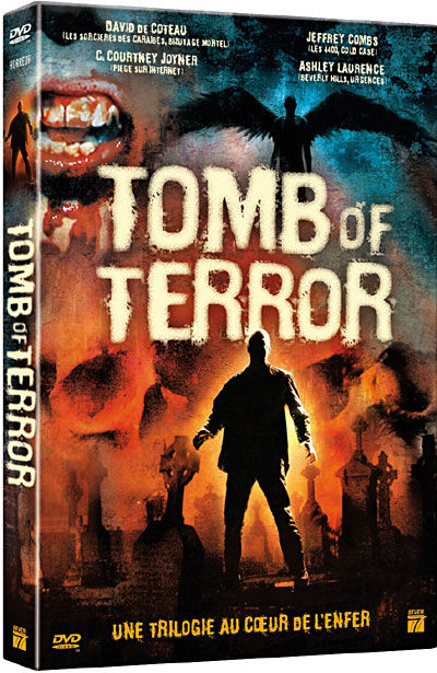 [MU] [DVDRiP] Tomb of Terror