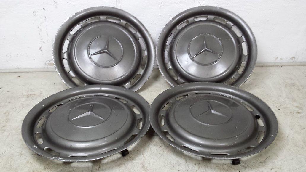 Mercedes r107 w108 w109 w111 w123 w114 w115 w116 radkappen for Euro automobile