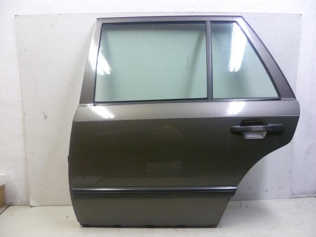 mercedes w124 e230 kombi t r hinten links komplett 172 anthrazit grau metallic ebay. Black Bedroom Furniture Sets. Home Design Ideas