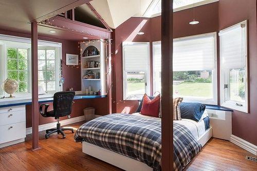 Zimmer Rot Streichen : eurodesigninter wand streichen ideen muster streifen und struktureffekte ~ Indierocktalk.com Haus und Dekorationen