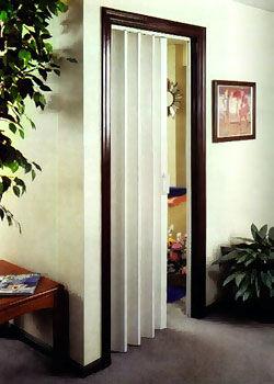 Euroingenieria s a puerta pvc for Puerta de acordeon castorama