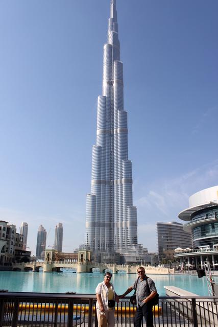 Ewa I Alek Emiraty Arabskie Dubai