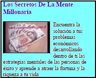 mente,éxito,dinero,riqueza