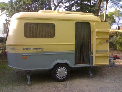 Modulos camper a medida y caravanas ruteras personalizadas for Toldos para caravanas