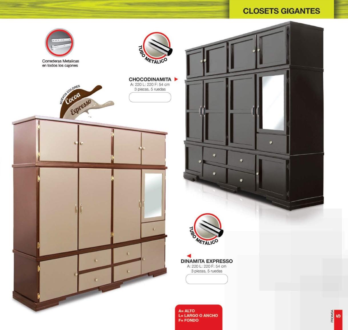 Fabrica de salas monterrey closets for Closet economicos en monterrey