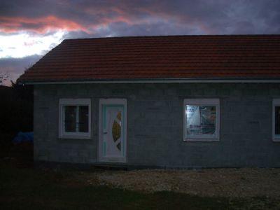 Construire sa maison soi meme la porte d 39 entr e - Construire une entree de maison ...