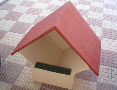 Falconry javier casetas exterior for Casetas de madera exterior