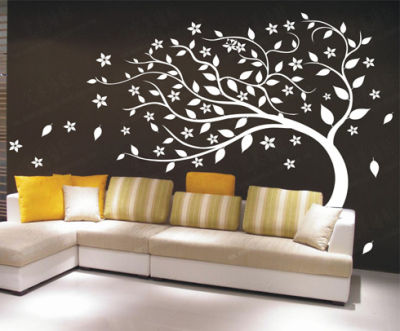 Fantasy deco vinilos decorativos arboles for Stickers decorativos de pared
