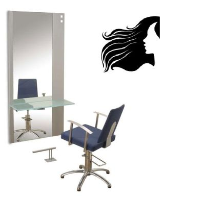 Fantasy deco vinilos decorativos salones de belleza y spa for Spa y salon de belleza