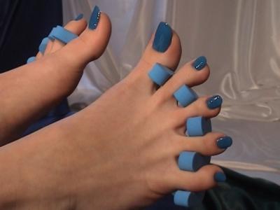 Длинные ногти галереи фото 754-371