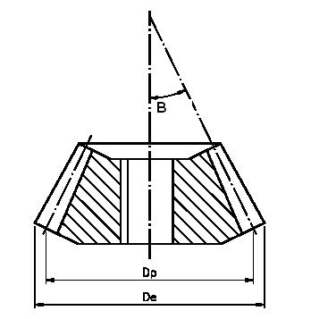 engranaje formula ejemplo: