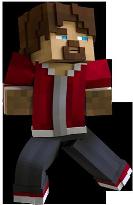 Скины 3д для Minecraft