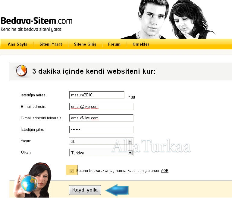 Flatcast Platformu - TR.GG den Radyo Kurmak