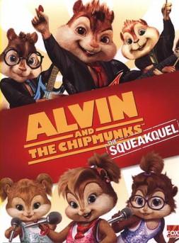 Alvin y las ardillas 2 (2009) Subtitulada